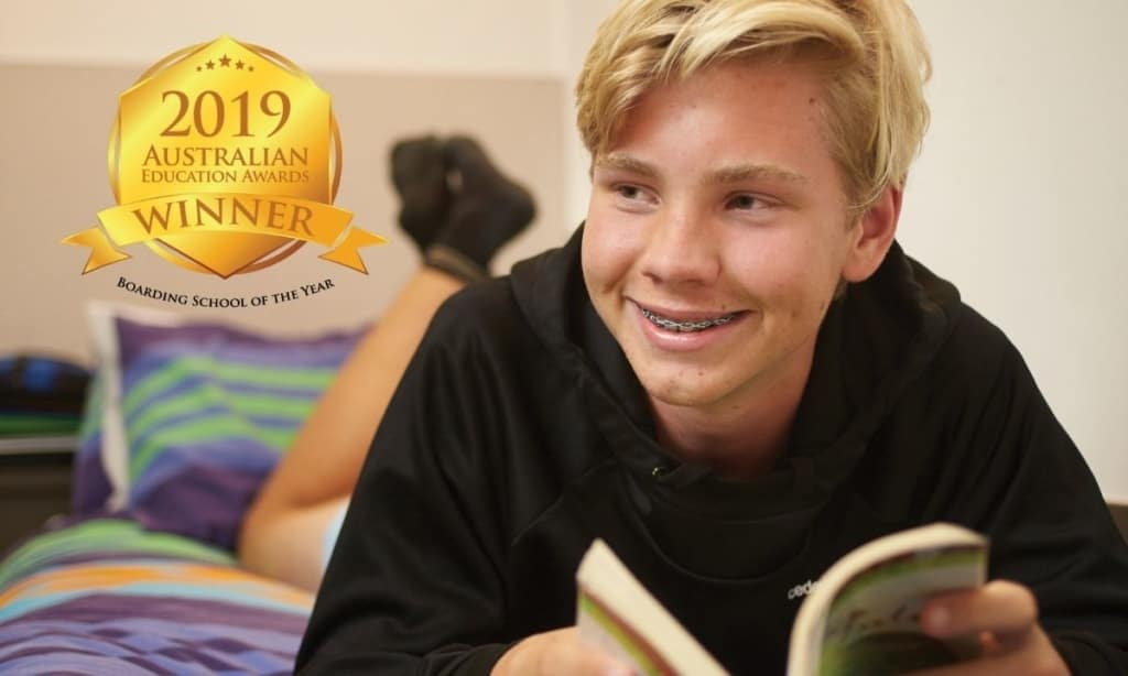 2019 Award Winning Boarding School- Wesley College