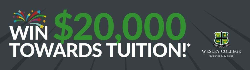 P&F Tuition Raffle